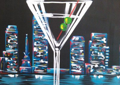 Martini in the City