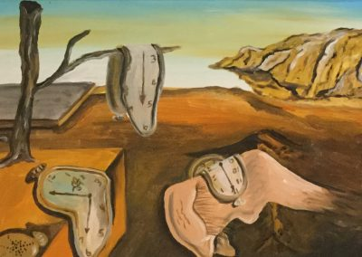 Persistence Memory by Dali